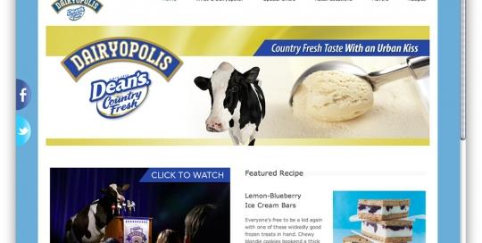 Dairyopolis Homepage