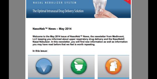 MedInvent-Email